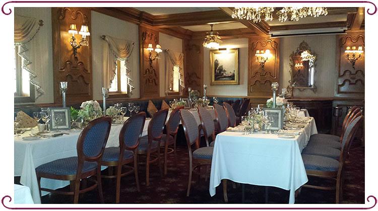 The Grand Cafe - Morristown, NJ - Elegant French Restaurant